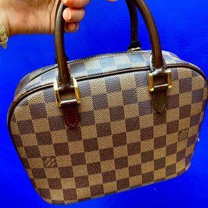 Louis Vuitton Damier Ebene Sarria Mini